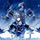 Kingdom Hearts Game Art 32x24 Poster Decor