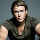 Chris Hemsworth Actor Star Art 32x24 Poster Decor