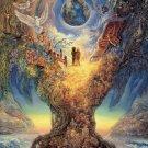 Tree Of Peace Art Art 32x24 Poster Decor