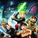 LEGO Star Wars The Force Awakens Art 32x24 Poster Decor