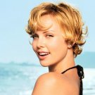 Charlize Theron Actor Star Art 32x24 Poster Decor