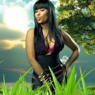 Nicki Minaj Art 32x24 Poster Decor