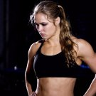 Ronda Rousey Art 32x24 Poster Decor