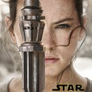 Star Wars The Force Awakens Art 32x24 Poster Decor