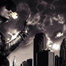 Wiz Khalifa Music Rapper Art 32x24 Poster Decor