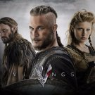 Vikings TV Show Art 32x24 Poster Decor