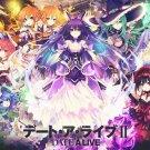 Date A Live Anime Art 32x24 Poster Decor