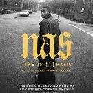 Nasty Nas Rap Singer Art 32x24 Poster Decor Decor