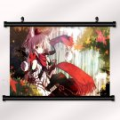 Touhou Japanese Animation Poster With Wall Scroll Decor