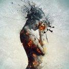Mario Sanchez Nevado Art 32x24 Poster Decor