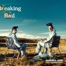 Breaking Bad 1 2 3 4 5 6 TV Show Art 32x24 Poster Decor
