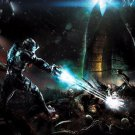 Dead Space 3 Game Art 32x24 Poster Decor