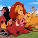 Lion King Movie Art 32x24 Poster Decor