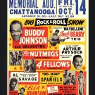 Vintage 1950 S Roll Music Concert Art 32x24 Poster Decor