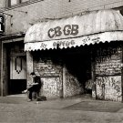 Punk Rock Music Club Venue NY CBGB Art 32x24 Poster Decor