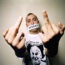Eminem Music Star Art 32x24 Poster Decor