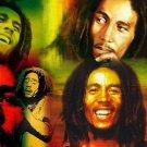 Bob Marley Pop Music Star Art 32x24 Poster Decor