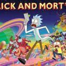 Rick And Morty TV Animation Art 32x24 Poster Decor