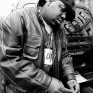 The Notorious B I G Music Art 32x24 Poster Decor