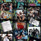 Pierce The Veil Music Band Group Art 32x24 Poster Decor