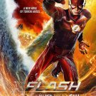 The Flash TV Show Wall Print POSTER Decor 32x24