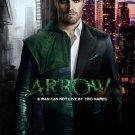 Arrow Tv Show Wall Print Poster Decor 32x24