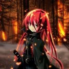 Shakugan No Shana Anime Wall Print POSTER Decor 32x24