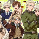 Hetalia Anime Wall Print POSTER Decor 32x24