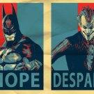 Batman Arkham City Wall Print POSTER Decor 32x24