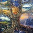 Tree Of Peace Art Wall Print POSTER Decor 32x24