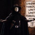 V For Vendetta Movie Wall Print POSTER Decor 32x24