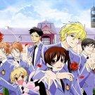 Ouran High School Host Club Anime Wall Print POSTER Decor 32x24