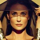 Demi Moore Actor Star Wall Print POSTER Decor 32x24