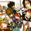 Katekyo Hitman Reborn Anime Wall Print POSTER Decor 32x24