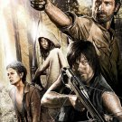 The Walking Dead Art Wall Print POSTER Decor 32x24