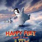 Happy Feet 2 Movie Wall Print POSTER Decor 32x24