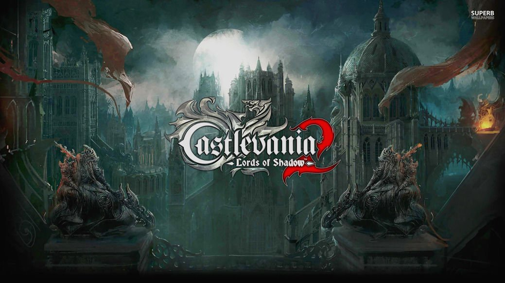 Castlevania Lords Of Shadow 2 Hot Game Wall Print POSTER Decor 32x24