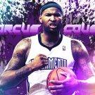 DeMarcus Cousins Basketball Star Wall Print POSTER Decor 32x24