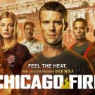 Chicago Fire TV Show Wall Print POSTER Decor 32x24