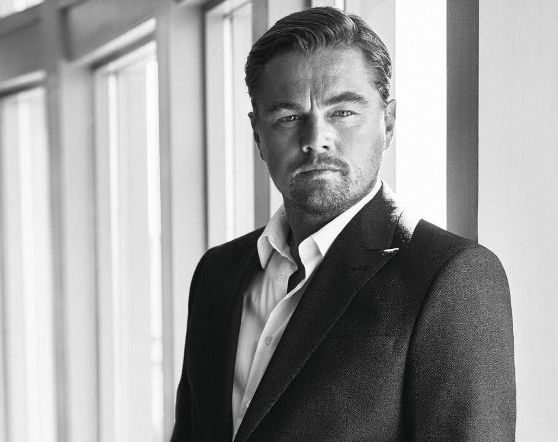 Leonardo DiCaprio Actor Star Wall Print POSTER Decor 32x24