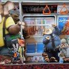 Zootopia Anime Movie Wall Print POSTER Decor 32x24