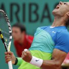 Rafael Nadal Sports Wall Print POSTER Decor 32x24