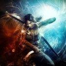 Tomb Raider Underworld Lara Game Wall Print POSTER Decor 32x24