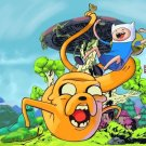 Adventure Time With Finn Jake TV Series Wall Print POSTER Decor 32x24