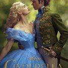 Cinderella 2015 Movie Wall Print POSTER Decor 32x24