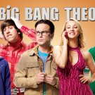The Big Bang Theory TV Wall Print POSTER Decor 32x24