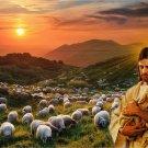 Jesus Christ Lord Savior Wall Print POSTER Decor 32x24