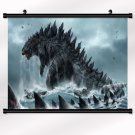Godzilla 2014 Movie Wall Print POSTER Decor 32x24