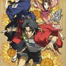 Samurai Champloo Japanese Anime Manglobe Wall Print POSTER Decor 32x24