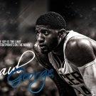 Paul George Basketball Star Wall Print POSTER Decor 32x24